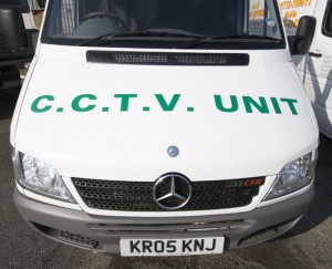 Preston Drains CCTV Unit